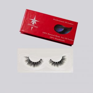 Lashes mink natural Amanda / Amanda
