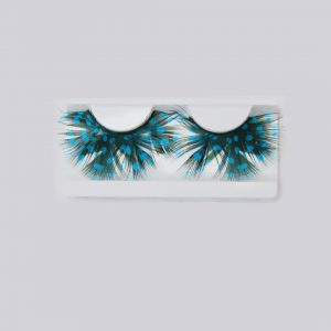 Creative Lashes Feather Blue CLFBl