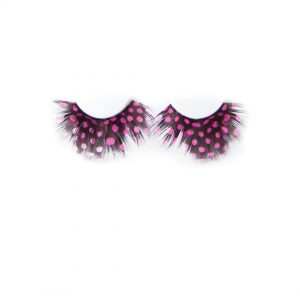 Creative Lashes Feather Pink CLFP