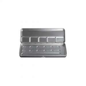 MB12- Empty Metal Box