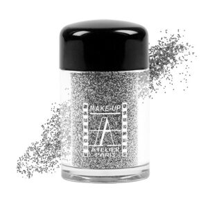 Glitter PAIL05 Silver